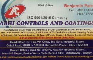 ABHI CONTROLS & COATINGS