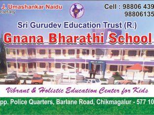 GNANA BHARATHI NURSEY SCHOOL