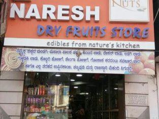 NARESH DRY FRUITS STORE