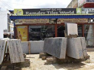 RAMDEV TILES WORLD SHIKARIPURA
