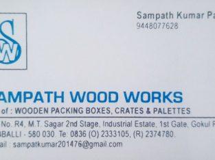 SAMPATH WOOD WORKS HUBLI