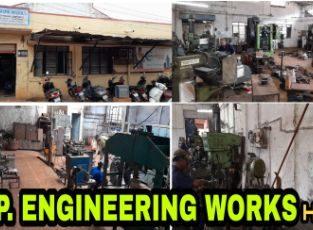 B.P. ENGINEERING WORKS HUBLI